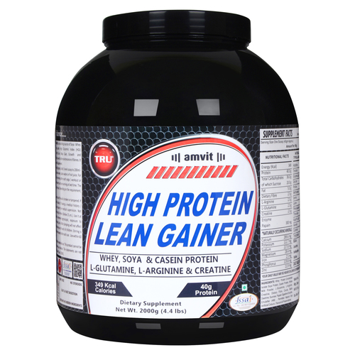 HIGH PROTEIN LEAN GAINER