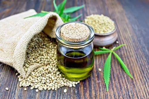 Hemp Seed Essential Oil
