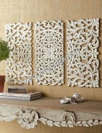 Wooden Carving Panel