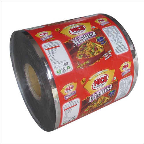 Printed Laminated Roll