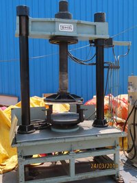 Single Station Hydro Bench, Valve Testing Machine