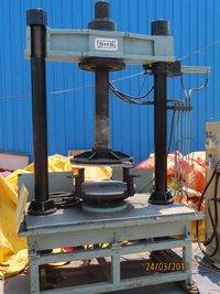 Single Station Hydro Bench, Valve Testing Machine