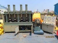 4 Station Hydro Test Bench, Valve Testing Machine