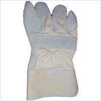 Men Full Grain Leather Glove