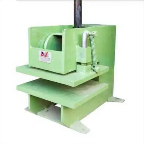 Manual slipper making machine