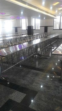 Marriage Hall Dining Table