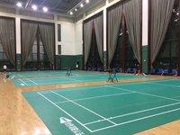 4.5mm pvc badminton sports court flooring