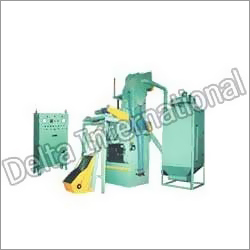 Industrial Shot Blasting Machine