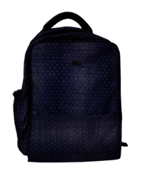 Pattern School Bag