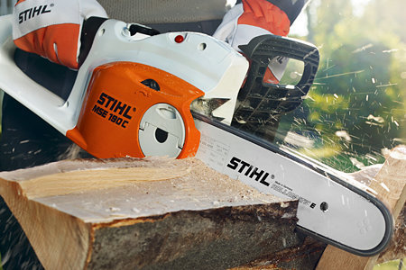 MSE 190 Electric Chainsaw