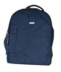 School Navy Blue Back Bag