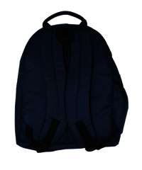 School Navy Blue Back Bag