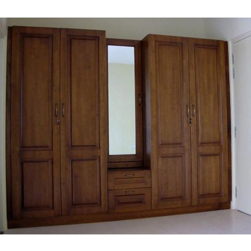 Wooden Cupboards