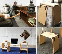 Wooden Modular Furniture