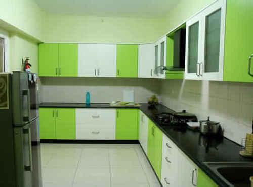 Modular Kitchen Decoration