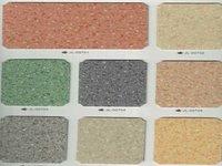 Homogeneous Resilient Flooring