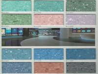 Heterogeneous Pvc Flooring