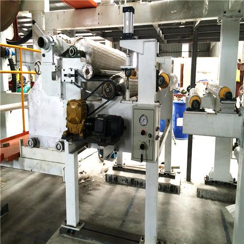 NCR Paper coating machine