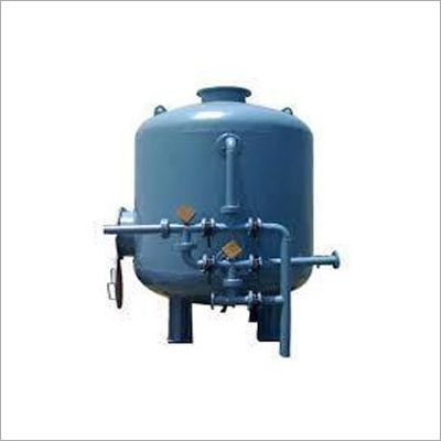 industrial Carbon Filtration Plant