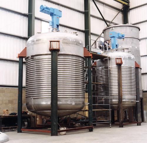 Industrial Reactors