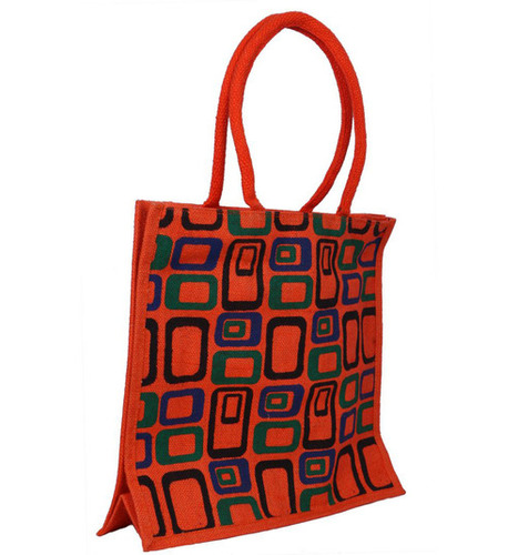 Orange Multipurpose Bag
