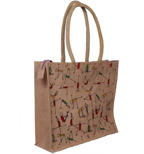 Yoga Print Multipurpose Bag