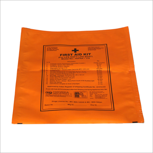Packing Material Pharmaceutical Pouch