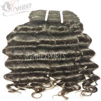 Short Curly Human Hair Weave