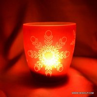 T-Light Candle Red Color