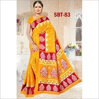 Fancy Soft Light Weight Silk Saree