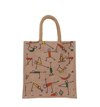 Spoon print Lunch Bag