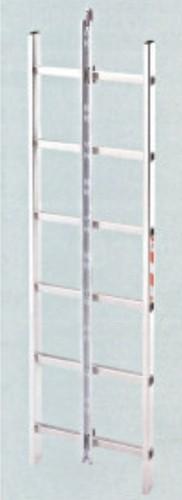 Fix Rail with Aluminum Ladder