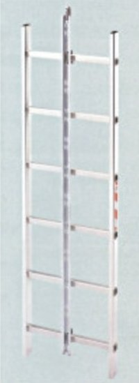 Fix Rail with Aluminum Ladder