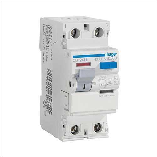 Electric ELCB Earth Leakage Circuit Breaker