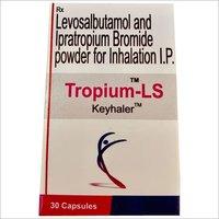 Ipratropium Levosalbutamol Rotacap