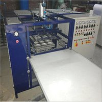 Fully Automatic Thermocol Plate Making Machine
