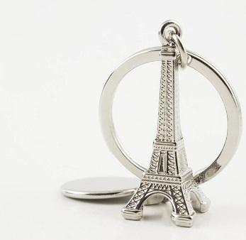 High Quality Paris Tour Eiffel Keychain
