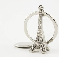 High Quality Paris Tour Eiffel Keychain