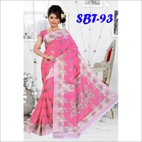 Printed Soft Light  Silk Sarees