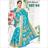 Women's Light Weight  Silk Sarees
