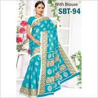 Women's Silk Sarees
