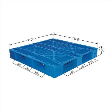 HDPE Export Plastic Pallet