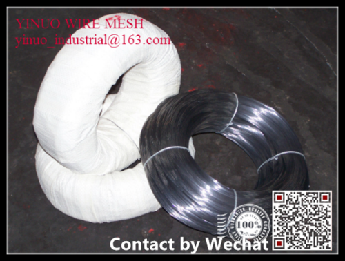 Black Iron Wire Soft Annealed Wire