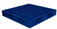 HDPE Export Pallet with Steel