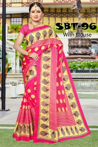 Women's light weight silk saree