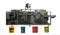 Pre-made Zipper Bag Packing Machine for spice