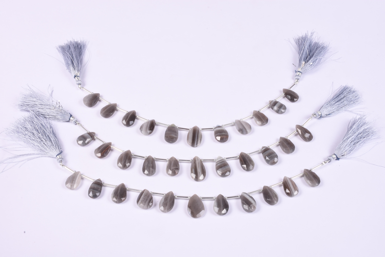 Natural Boulder Opal Beads