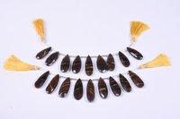 Natural Iron Tiger Beads