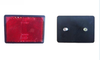 High Quality Reflex Reflector for Motorcycle With CCC Certification (KM214)