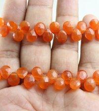 Natural Carnelian Beads